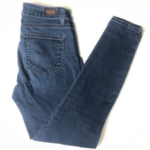 Paige Womens Verdugo Ankle Jeans 27